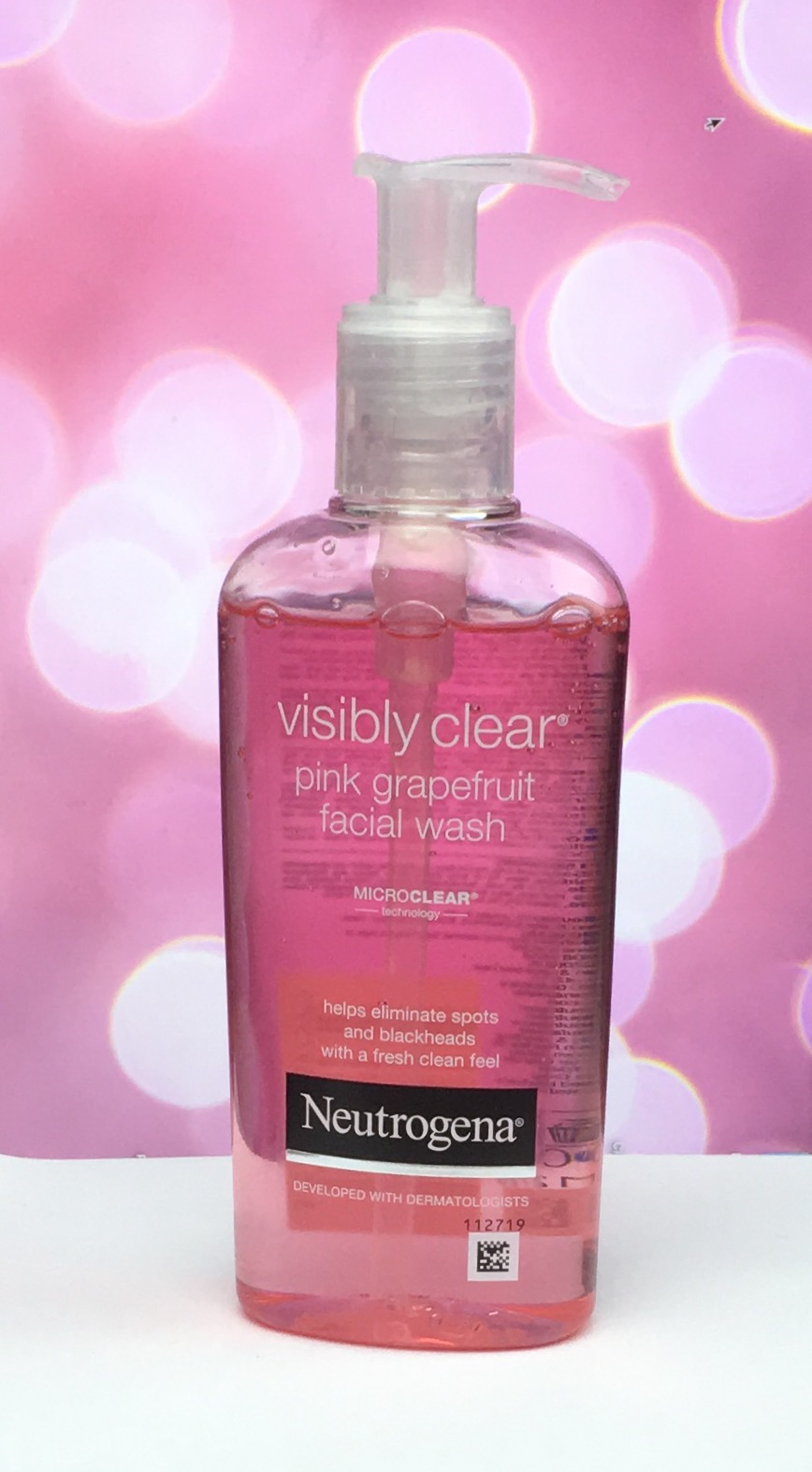 Visibly Clear Grapefruit Facial Wash By Neutrogena My Pastel Blog